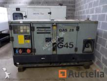 Atlas Copco generator construction