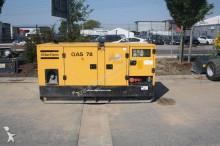 Atlas Copco QAS 78 construction