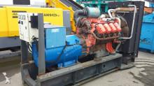 materiaal voor de bouw aggregaat/generator MacGen