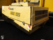 Atlas Copco XAS 125 construction