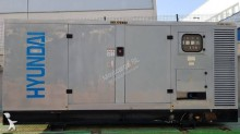 Hyundai generator construction