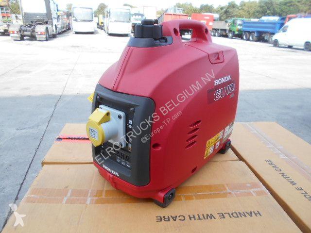 Material de obra Honda EU10i (110v) generator