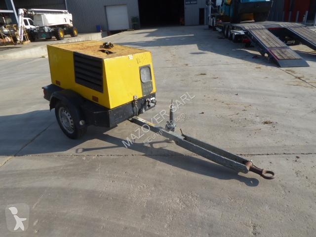 Materiaal voor de bouw Kaeser M20
