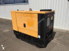 Ingersoll rand G20 skid construction