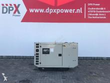 Perkins 1103A-33G - 33 kVA - DPX-15702 construction