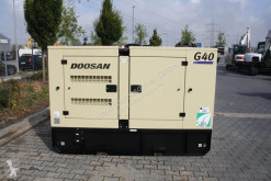 Doosan G40 construction