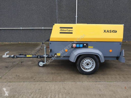 Atlas Copco XAS 47 DD - G construction