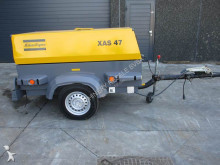 Atlas Copco XAS 47 DD - N construction