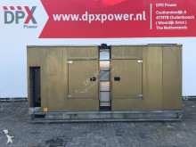 Scania 200 kVA - Canopy Only - DPX-11191 construction