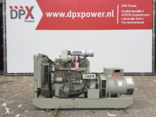 Volvo TID100KG - 200 kVA Generator - DPX-10795 construction