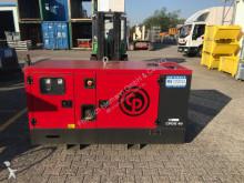 Chicago Pneumatic generator construction