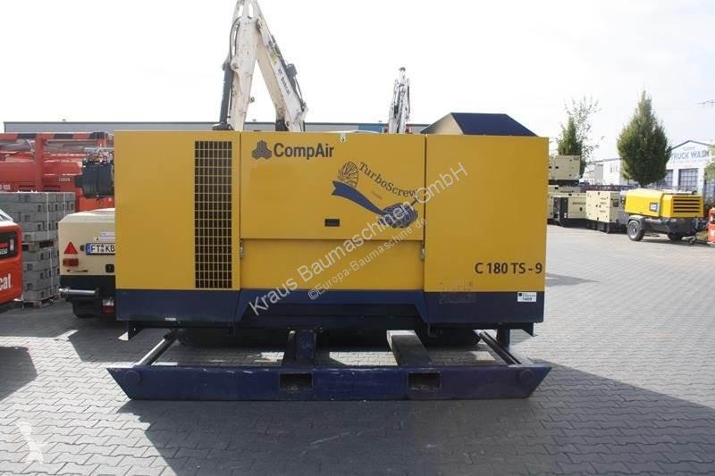 Voir les photos Matériel de chantier Compair C 180 TS 9