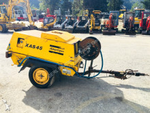 Atlas Copco XAS 45 construction