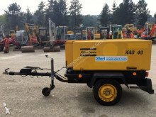 Atlas Copco XAS46DD construction