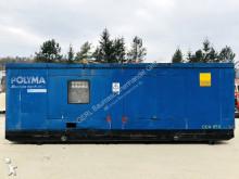 materiaal voor de bouw aggregaat/generator Polyma