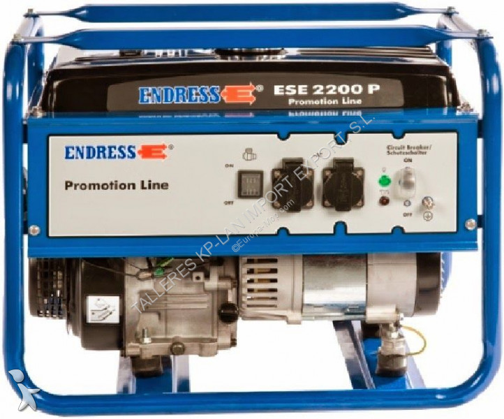 Endress ESE 2200P construction