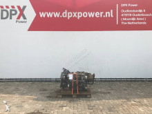 Yanmar generator construction