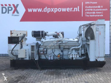 Cummins KTA50-G3 - 1.250 kVA Generator - DPX-11598 construction