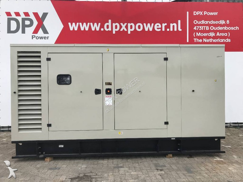 Perkins 2206A-E13TAG2 - 400 kVA Generator - DPX-15714 construction