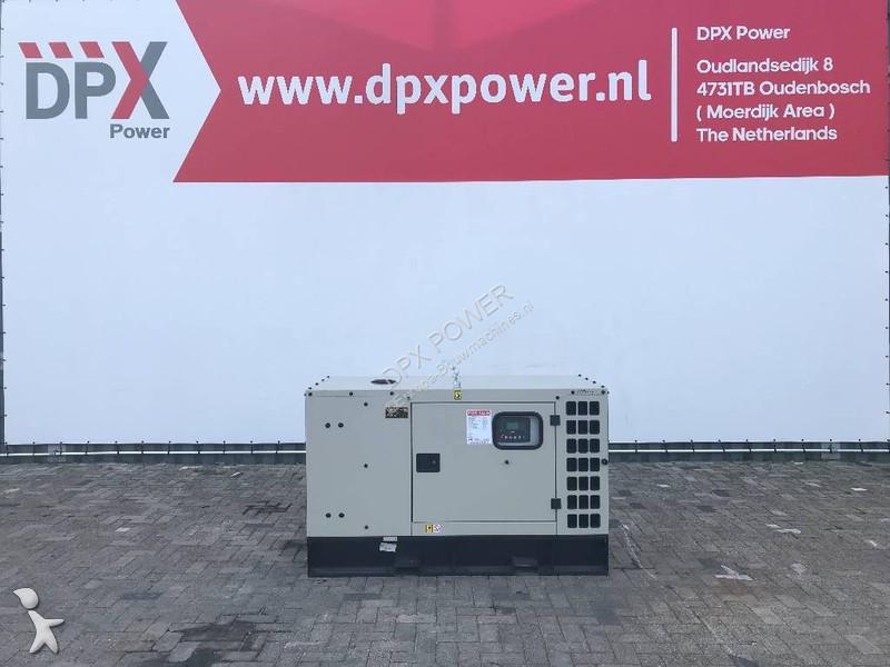 Perkins 404A-22G1 - 22 kVA Generator - DPX-15701 construction
