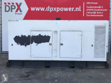 Scania Canopy Only for 550 kVA Genset - DPX-11405-A construction