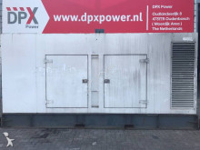 Scania 550 kVA - Canopy Only - DPX-11378-A construction