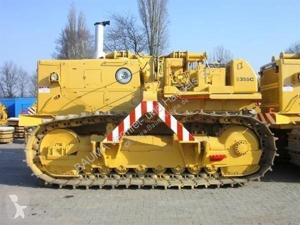Matériel de chantier Komatsu D 355 C (27) pipelayer