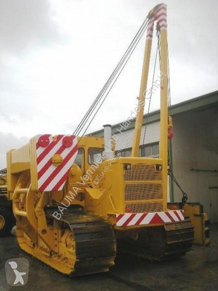 Matériel de chantier Komatsu D 355 C (34) pipelayer