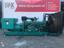 Cummins KTA50 GS8 - 1.675 kVA Generator - DPX-11597 construction