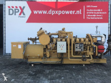 Caterpillar G3516 - 1070 kVA Gas Generator - DPX-11570 construction