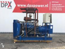 Iveco generator construction