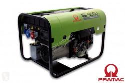 material de obra Pramac S9000 230/400V 3.8/10.3 kVA