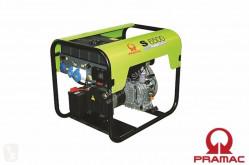 Pramac S6500 230V 5.9 kVA construction