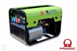 vägbyggmaterial Pramac S12000 230/400V 5.6/13.9 kVA