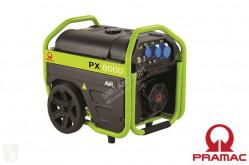 material de obra Pramac PX8000 400/230V 6 kVA/2 kVA