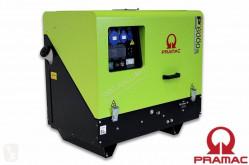 material de obra gerador Pramac