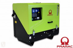 material de obra grupo electrógeno Pramac