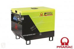 Pramac P6000 230V 5.9 kVA construction