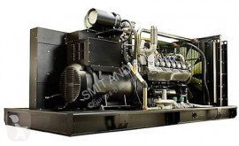 Pramac GWW350G GAS 350 KVA  SNSP1156 construction
