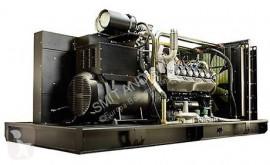 vägbyggmaterial Pramac GWW350G GAS 350 KVA| SNSP1156