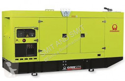 Pramac GSW275DO. DOOSAN 275 KVA | sns1123 construction