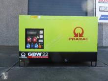 vägbyggmaterial Pramac GBW 22 KVA - Yanmar