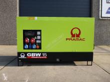 materiaal voor de bouw Pramac GBW 15 KVA - Yanmar