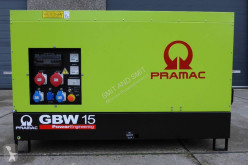 material de obra Pramac GBW 15 KVA PERKINS | SNS846