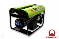 stavebný stroj Pramac ES8000 230V 7.2 kVA