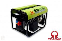 materiaal voor de bouw Pramac ES5000 400/230V 6.3/3.8 kVA