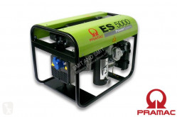 Pramac ES5000 230V 5.1 kVA construction