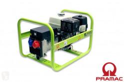 vägbyggmaterial Pramac E8000 400/230V 8.3/4 kVA