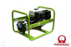 Pramac E8000 230V 7.2 kVA construction