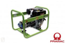 material de obra Pramac E6500 230V 5.9 kVA